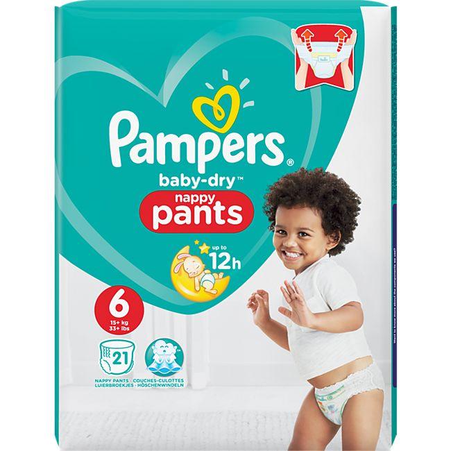 f90f0170286a80 Pampers Baby-Dry Pants Größe 6
