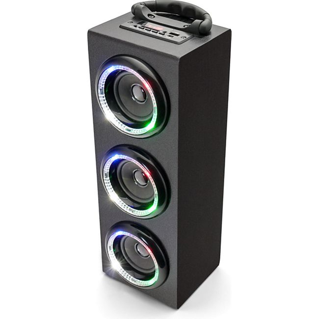 Caliber HPG 526BTL/B Tragbarer Bluetooth Lautsprecher - Bild 1