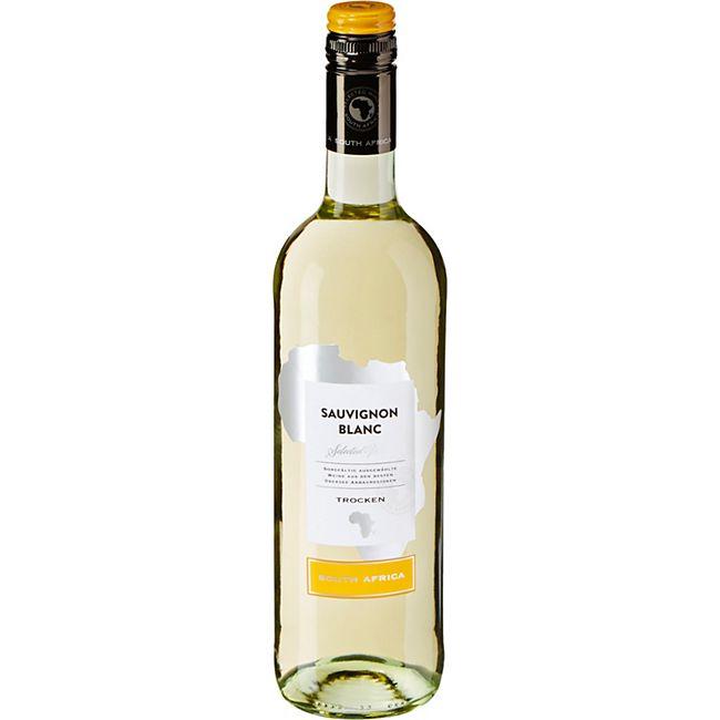 Sauvignon Blanc Südafrika 13,0 % vol 0,75 Liter - Bild 1
