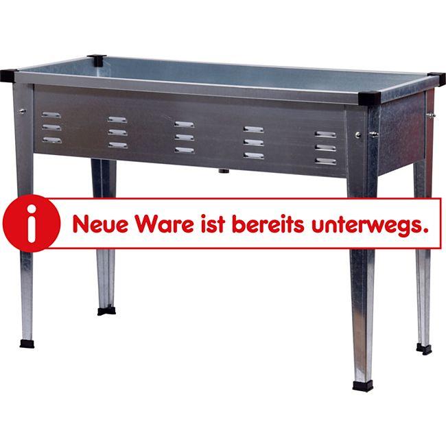 Dobar 58275e Metallhochbeet Bauhaus-Stil - Bild 1