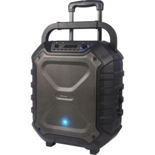 Reflexion Tragbarer Bluetooth Lautsprecher DJ900BT mit Bluetooth, USB, AUX-IN und Akku - Bild 1