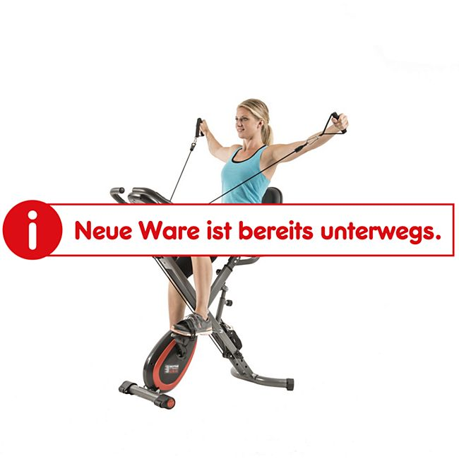 MOTIVE FITNESS by U.N.O Multi-Function X-Bike - Bild 1