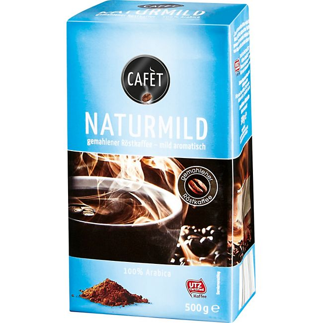 cafet naturmild 500 g online kaufen netto. Black Bedroom Furniture Sets. Home Design Ideas