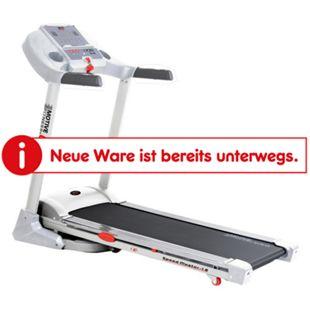 Motive Fitness by U.N.O. Laufband Speed Master 1.8 weiß-silber - Bild 1