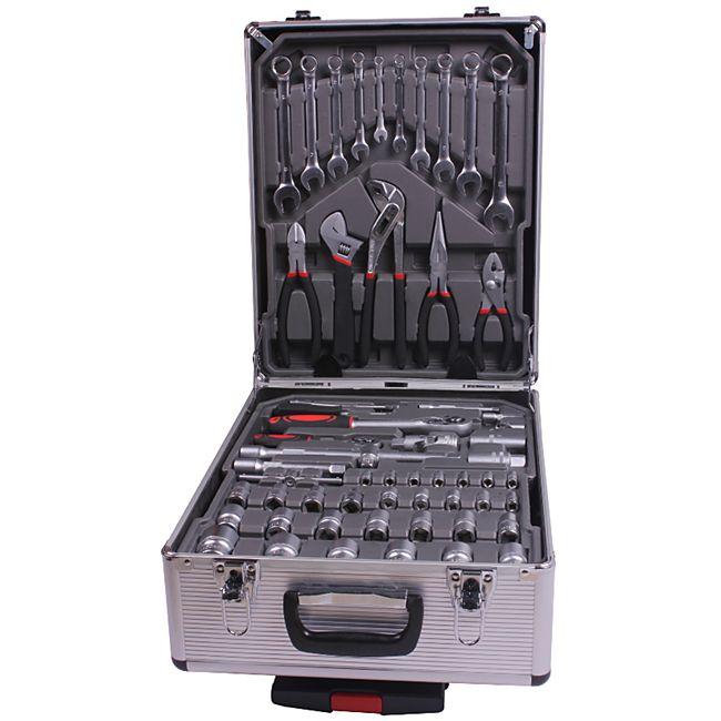 Atrox AY 359 Werkzeugkoffer, 186 tlg. - Bild 1