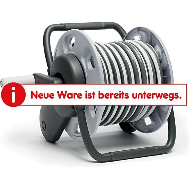 G.F. Garden Schlauchwagen-Komplettset Mini Concept Ready 15, grau - Bild 1