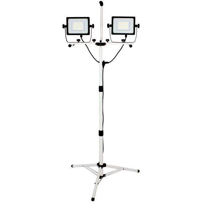 Atrox AY 374 LED Doppel-Baustrahler, 2 x 70 W - Bild 1