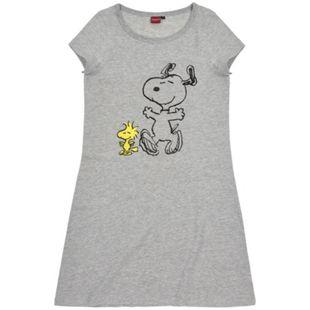 6f358f370dfc Damen Bigshirt mit Peanuts Snoopy sketch art print Gr. S