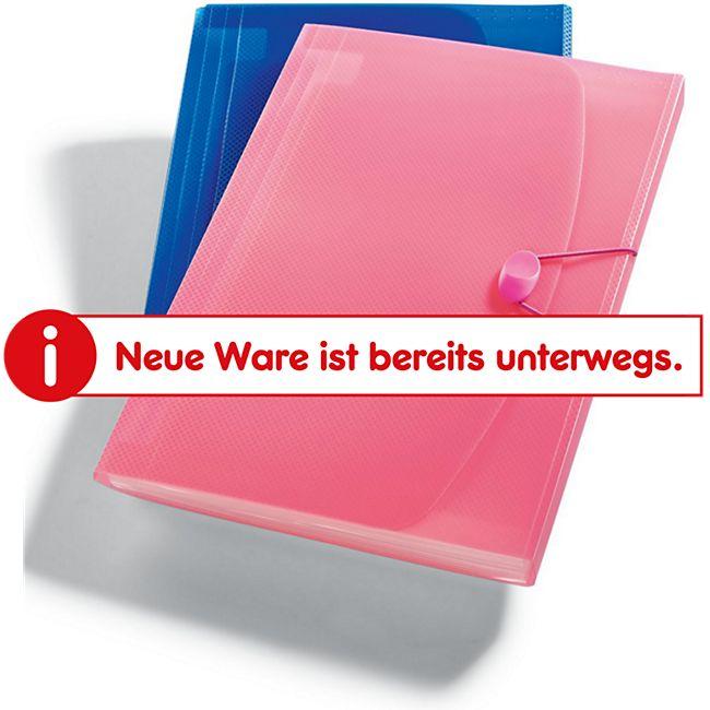Maker Fächermappe 2er Set pink/blau - Bild 1