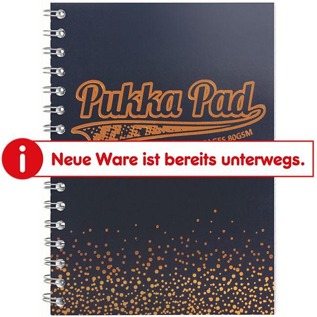 Pukka Pad Notizblock - Jotta Pad A5 blush, dunkelblau - Bild 1