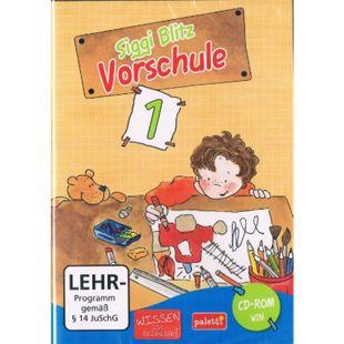Lehrprogramm Paletti Siggi Blitz Vorschule (Buchstaben) - Bild 1