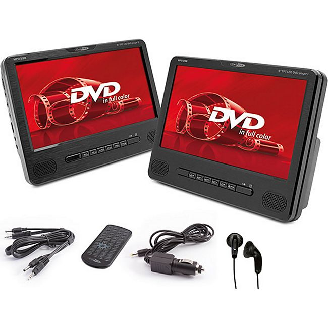 Caliber MPD298 Portabler DVD Player - Bild 1