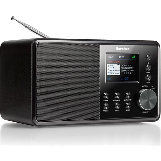 Karcher DAB 3000 DAB+/UKW Radio - Bild 1