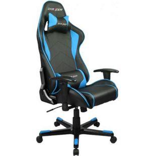 DXRacer Formula, OH/FE08/NB, F-Serie, schwarz-blau - Bild 1
