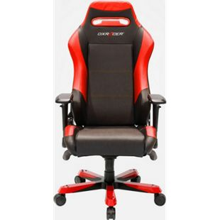 DXRacer Iron, OH/IS11/NR, Iron Series, schwarz-rot - Bild 1