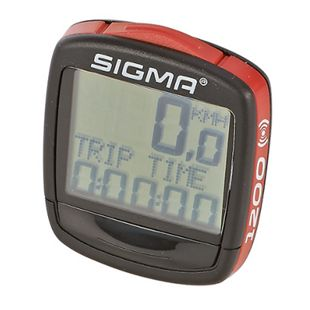 SIGMA SPORT 1200 Plus Funk-Fahrrad-Computer - Bild 1