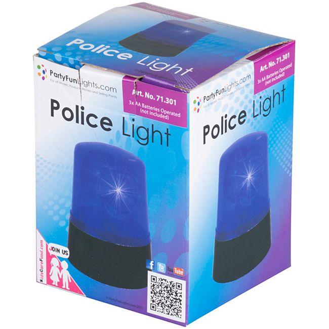 Party Funlights - Polizeilicht - Bild 1