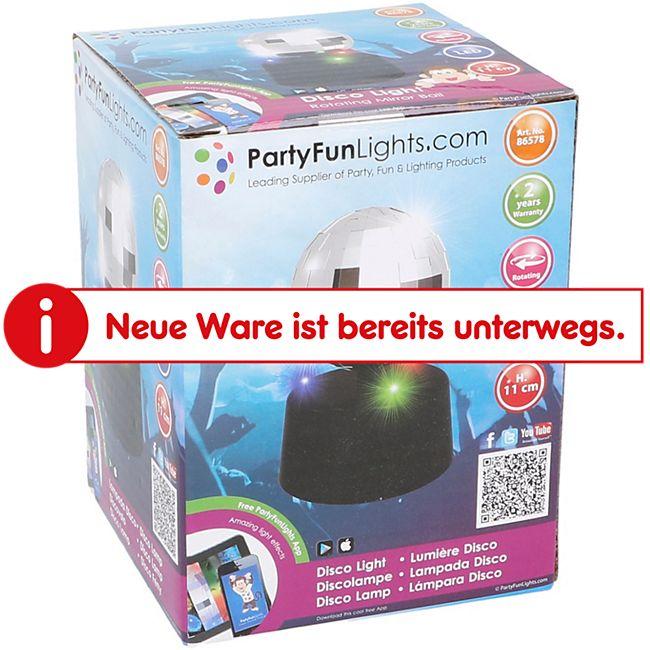 Party Funlights - Disco Kugel - Bild 1