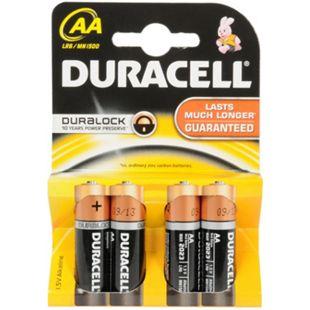 Duracell 4er pack - AA - Bild 1