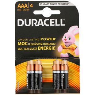 Duracell 4er pack - AAA - Bild 1