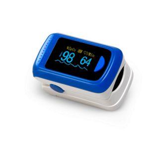 MEDX5 Fingerpuls- und Sauerstoffmessgerät, STK-prüfbar - Bild 1