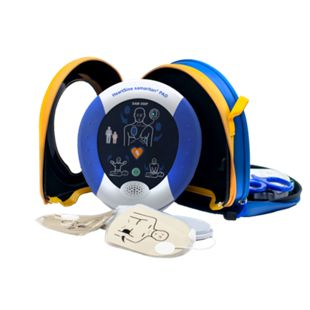 MedX5 HeartSine samaritan® PAD350P, AED-Set mit manueller Schockauslösung, IEC2019 - Bild 1