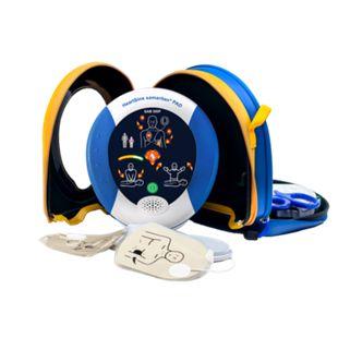MedX5 HeartSine samaritan® PAD500P Reanimations-Defibrillator, AED-Set mit HLW-D Kontrolle, IEC2019 - Bild 1