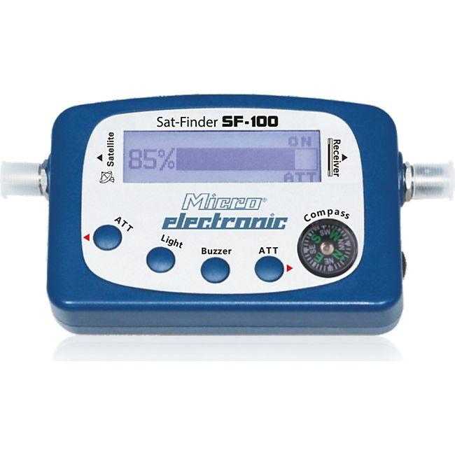 Satfinder SF-100 mit LCD Display - Bild 1