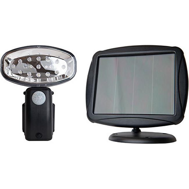 MAUK LED PIR Sensor Sicherheitssolarlicht Bewegungsmelder - Bild 1