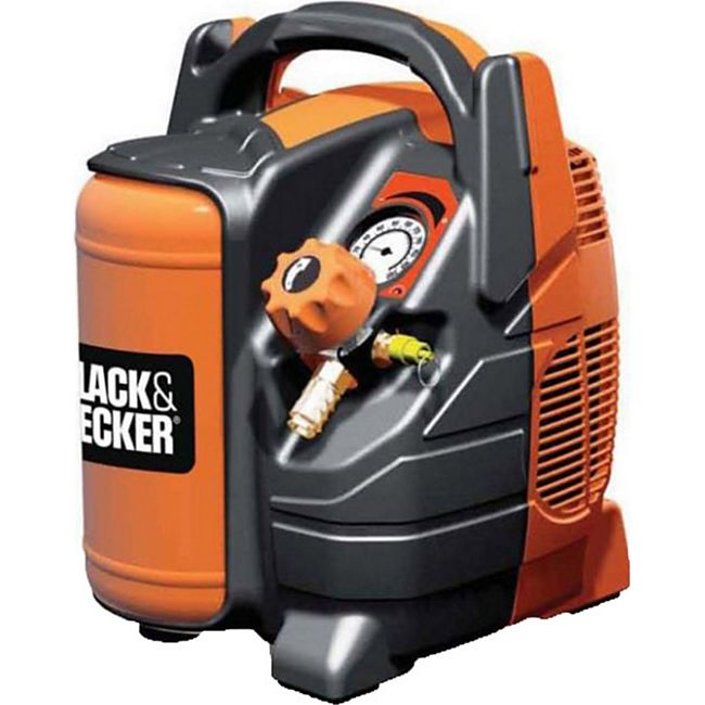 Black & Decker Kompressor 5L BD195/5 MY - Bild 1