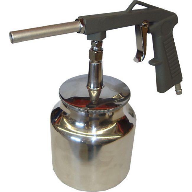 Mauk Druckluft Unterbodenschutzpistole Sprühpistole - Bild 1