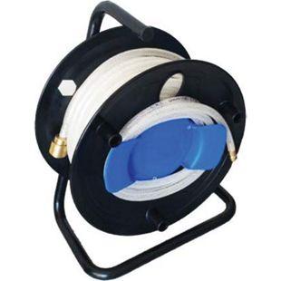 MAUK Druckluft - Schlauch - Trommel 20m PVC 6,3bar mit Messing - Connector - Bild 1