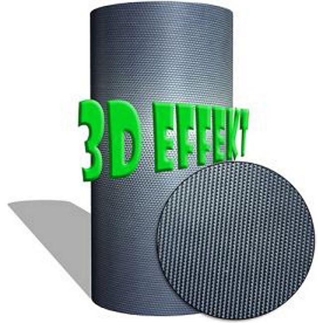 "MAUK Carbon Folie Auto- Küchen- Deko- Folie ""3D vinyl black Schuppen Effekt schwarz "" - Bild 1"