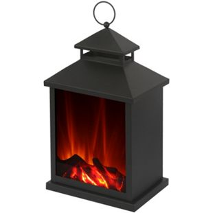 El Fuego AY 550 Elektro-Laterne mit Flammeneffekt - Bild 1