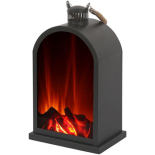 El Fuego AY 549 Elektro-Laterne mit Flammeneffekt - Bild 1