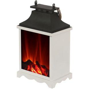 El Fuego AY 548 Elektro-Laterne mit Flammeneffekt - Bild 1