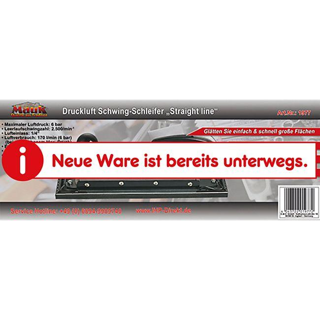 """Mauk Druckluft """"Straight line"""" Schwing - Schleifer bis 3000 Schwünge/Min - Bild 1"""