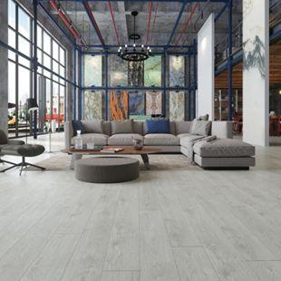 Home Deluxe Luis Vinylboden, Eiche hellgrau, 1 m² - Bild 1