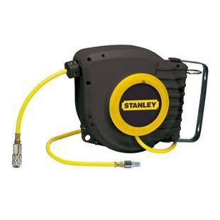 Stanley Schlauchaufroller Automatik Schlauchtrommel 9m - Bild 1