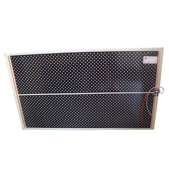 Mauk Unterboden Infrarot Heizpanel Rahmenlos ohne Iso-Schicht 100*60cm - Bild 1