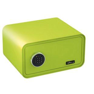 BASI Elektronik-Möbel-Tresor mySafe 430 Code, apfelgrün - Bild 1