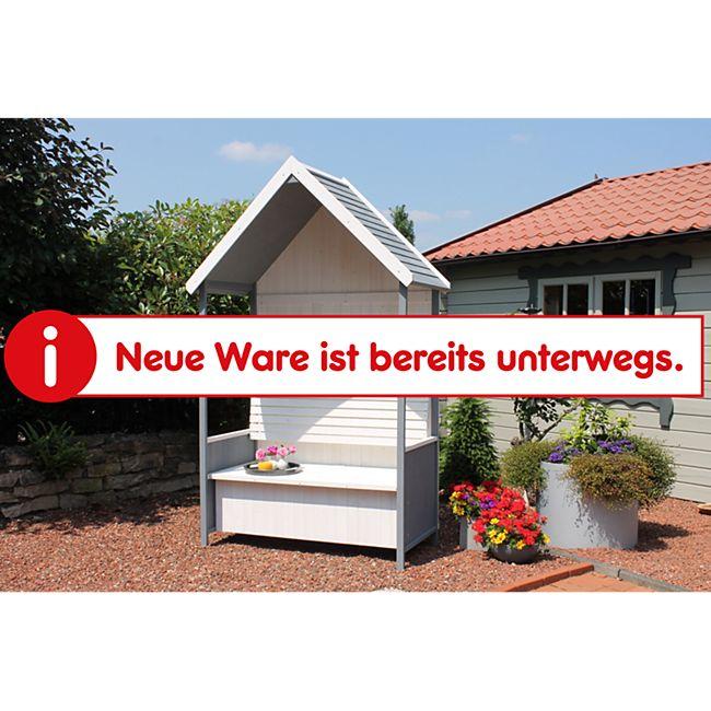 """Leco Gartenbank """"Gartenlaube Antje"""" - Bild 1"""