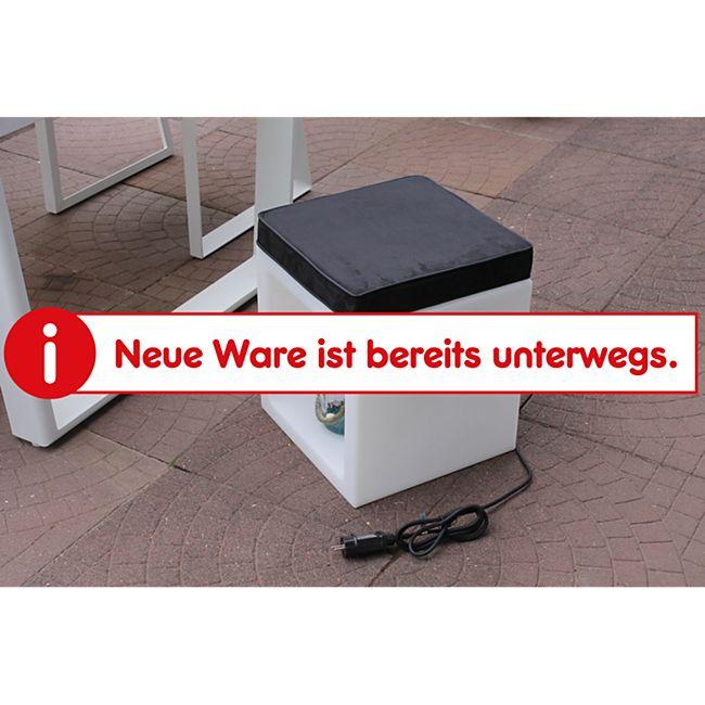 """Leco LED-Lampe """"offener Würfel"""" - Bild 1"""