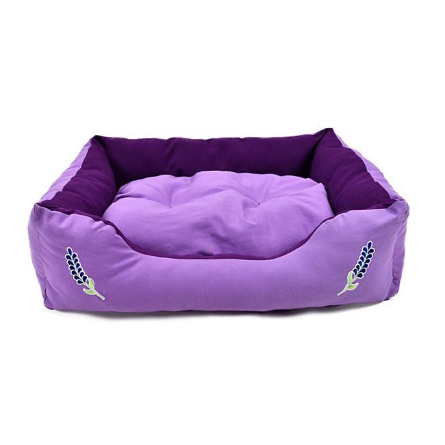 heim Heimtierbett Lavendel, Größe S - Bild 1