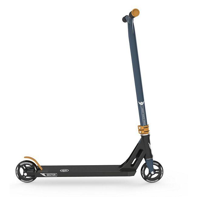 Longway Stunt-Scooter Sector schwarz - Bild 1