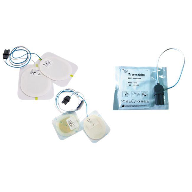 SAVER ONE 1 Set Erwachsenen-Elektroden - Bild 1