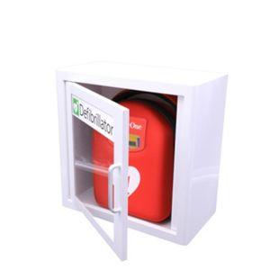 SAVER ONE Metallwandschrank für alle Defibrillatoren ohne Alarm - Bild 1