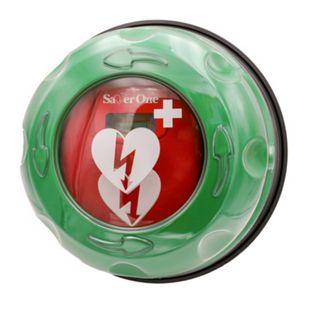 SAVER ONE ROTAID Plus Kunststoffwandkasten BASIC mir Alarm - Bild 1