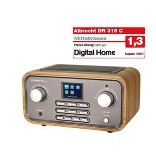 Albrecht DR 316 C DAB+/UKW/Internet-Radio - Bild 1