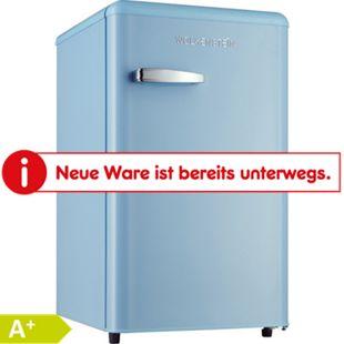 Wolkenstein Kühlschrank KS95RT LB Hellblau glänzend 87 cm - Bild 1